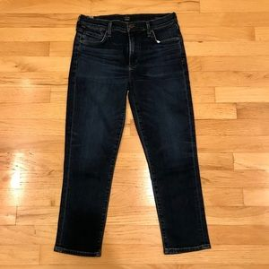 Citizens of Humanity High Rise Skinny Jeans (28P)